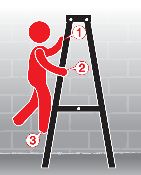 step-ladder