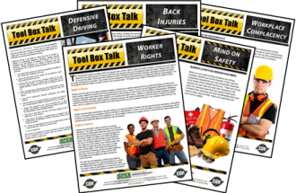 tool box talks template - tool box talk hsse world