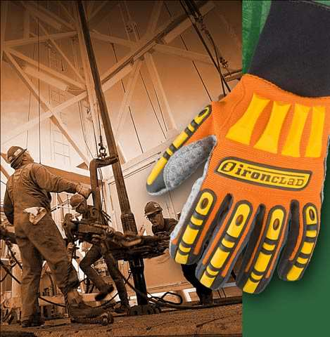 Hand and Finger Injury Risks in Oil and Gas Industry