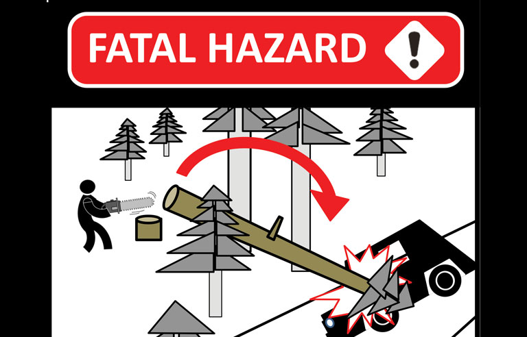 Death of Oregon forestry worker prompts new toolbox talk