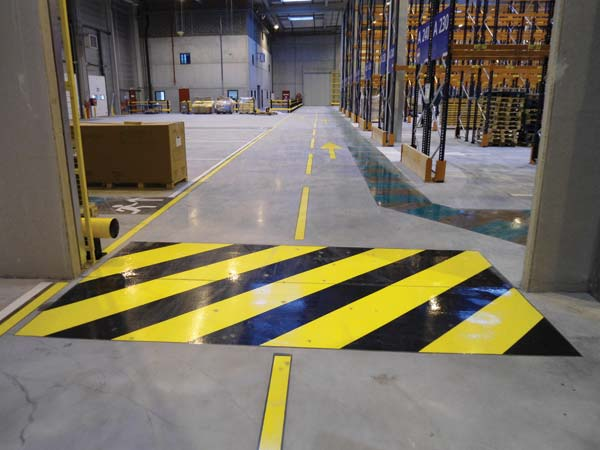 Choose Floor Marking Tape For Your Facility Hsse World