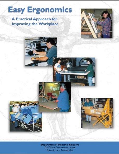 E-Books:Easy Ergonomics:booklet