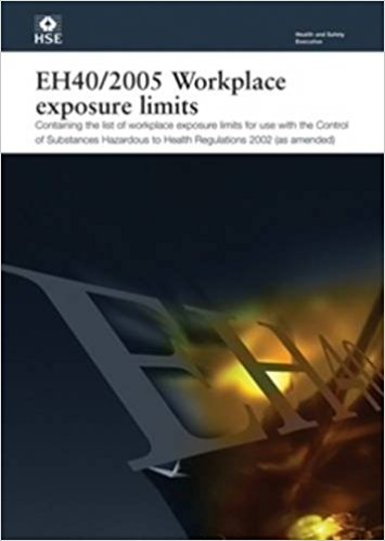 E-Books:Workplace exposure limits
