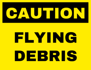 flying-debris-safety-sign