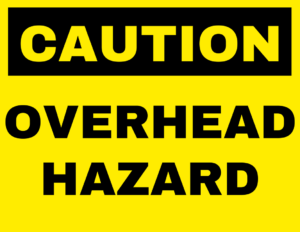 foverhead-hazard-safety-sign