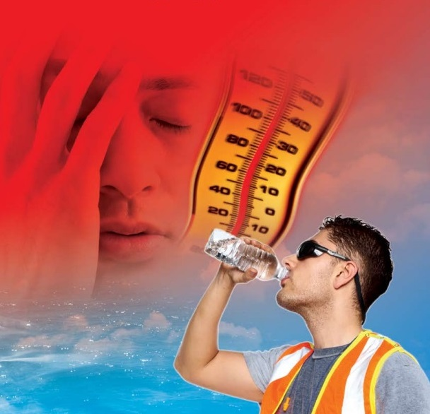 How to Handle Excessive Heat Exposure at Work