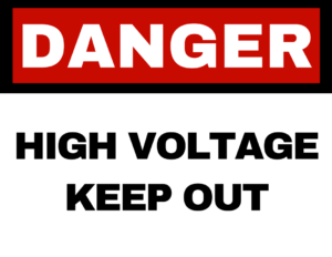 free-danger-high-voltage-safety-sign