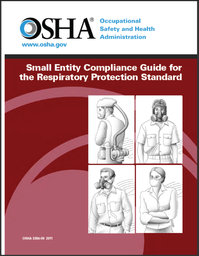 E-Books:Guide for the Respiratory Protection Standard