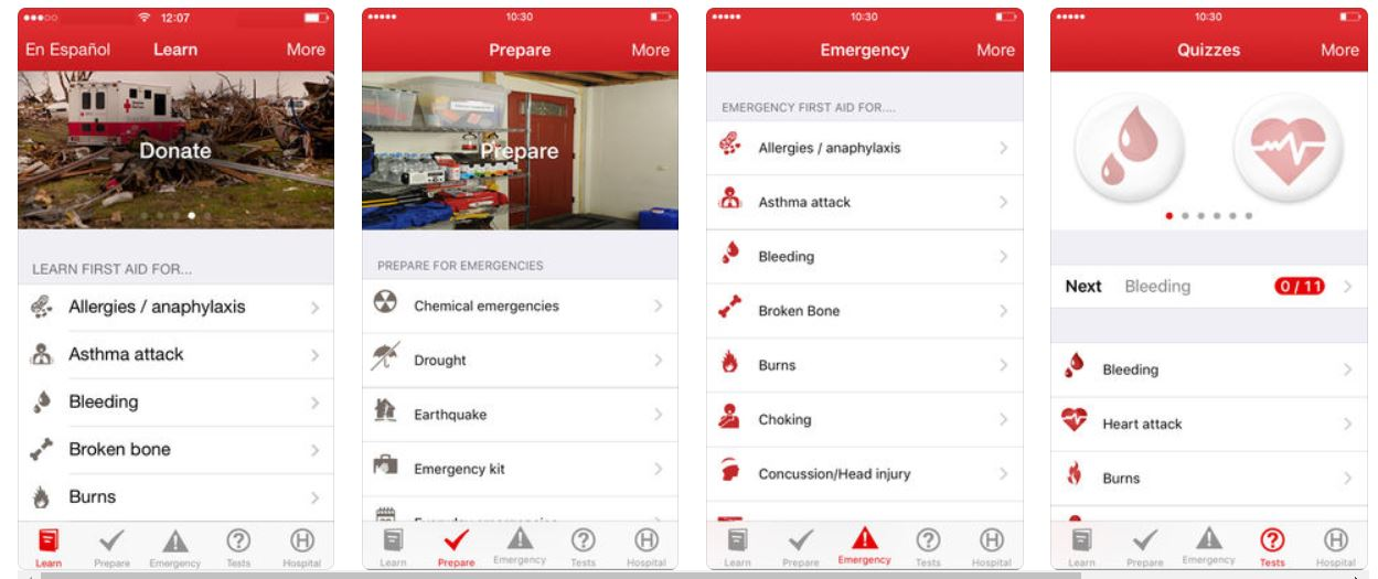 first-aid-apps
