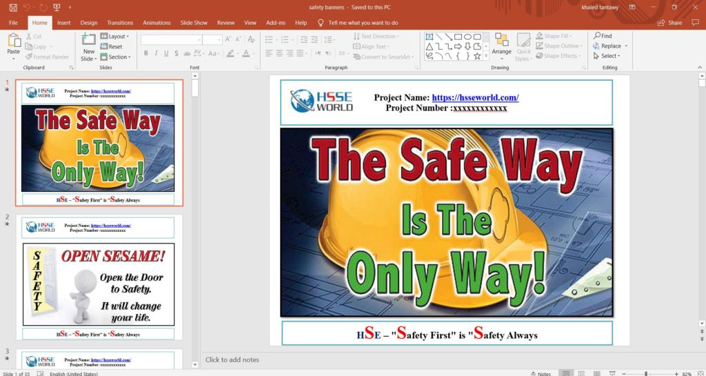 safety-banners