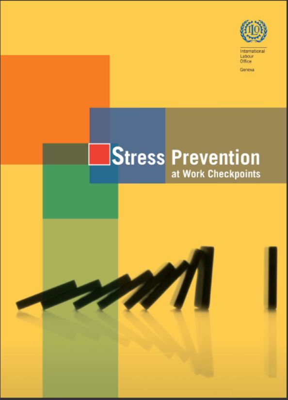E-Books:Stress prevention at work checkpoints