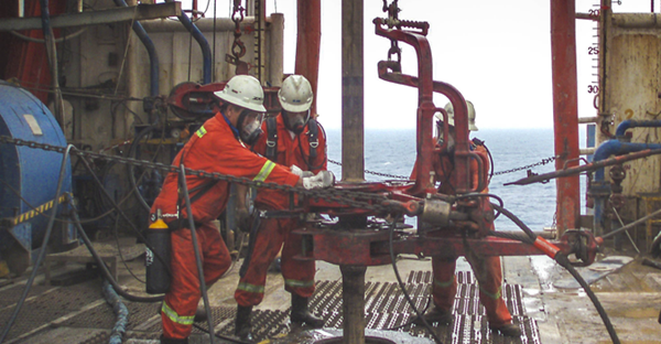 Drilling fluids Exposure