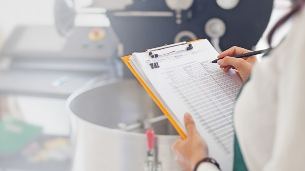 Hygiene and Sanitation Inspection Checklist