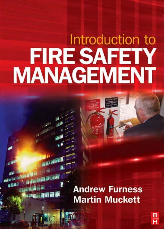 E-Books:Introduction to Fire Safety Management