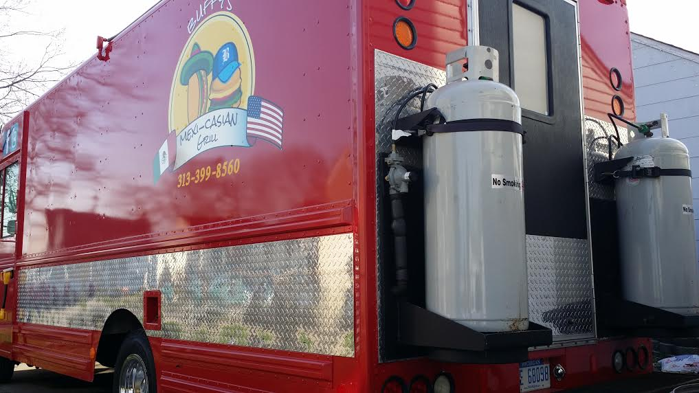 Safety Flash: Reducing the risk of propane explosions in food trucks