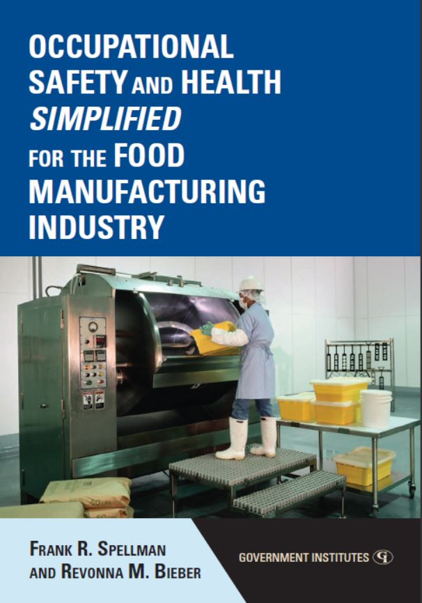 E-Books:Occupational Safety and Health Simplified for the Food Manufacturing Industry