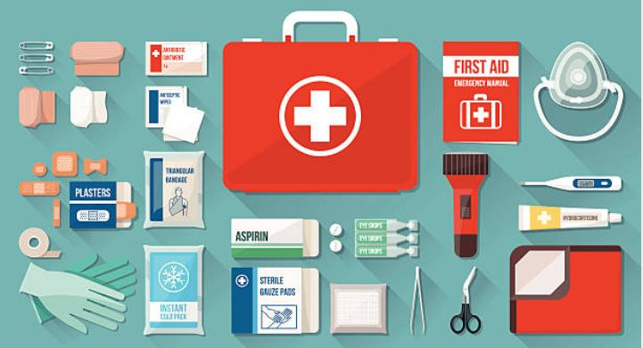 Image result for Make your first aid kit