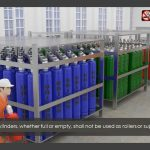 Compressed Gases Safety Tips