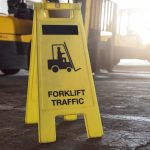 The Seven Basic Forklift Hand Signals