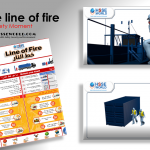Video: Avoiding line of Fire: Safety Moment#36